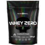 Whey Zero - 2000g Refil Cookies & Cream - Black Skull no Atacado