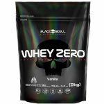 Whey Zero - 2000g Refil Vanilla - Black Skull no Atacado