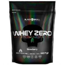 Whey Zero - 837g Strawberry - Black Skull