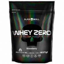 Whey Zero - 837g Strawberry - Black Skull