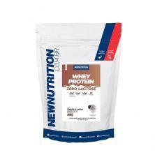 Whey Zero Lactose - 900g Cookies and Cream - NewNutrition