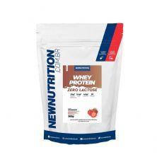 Whey Zero Lactose - 900g Morango - NewNutrition