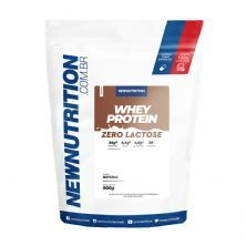 Whey Protein Zero Lactose - 900g Natural - NewNutrition