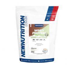 Whey Zero Lactose All Natural - 900g Cappuccino - NewNutrition