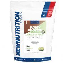 Whey Zero Lactose All Natural - 900g Limão - NewNutrition
