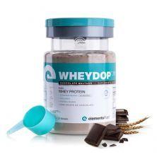 WheyDop 3w - 900g Chocolate Maltado - ElementoPuro