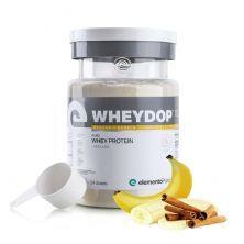 WheyDop Iso - 900g Banana com Canela - ElementoPuro