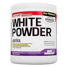 White Powder - 150g + 30 Cápsulas Grape Bubblegum - Power Supplements