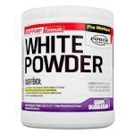 White Powder - 150g + 30 Cápsulas - Sabor Grape Bubblegum - Power Supplements*** Data Venc. 30/10/2017