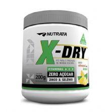 X-Dry - 200g Abacaxi com Hortelã - Nutrata
