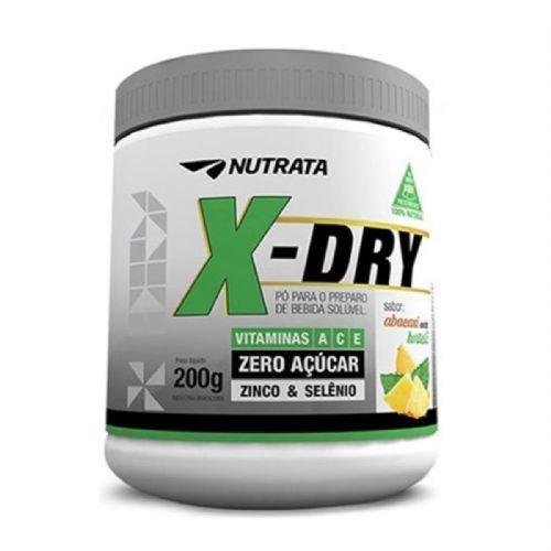 X-Dry - 200g Abacaxi com Hortelã - Nutrata no Atacado