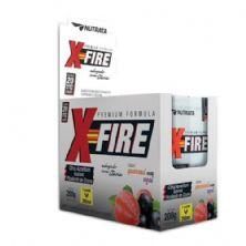 X-Fire - 20 Sachês 10g - Nutrata*** Data Venc. 16/07/2019