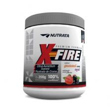 X-Fire - 200g Guaraná - Nutrata