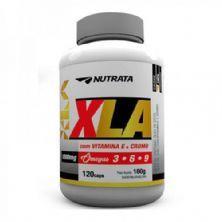 XLA - 120 Cápsulas - Nutrata
