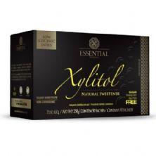 Xylitol - 50 Sachês 250g - Essential Nutrition*** Data Venc. 30/04/2020