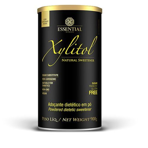 Xylitol - 900g - Essential Nutrition