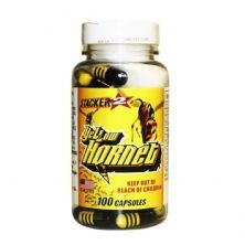 Yellow Hornet - 100 Capsulas - Stacker2