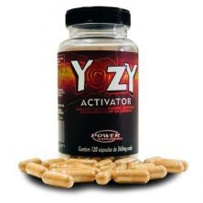 Yozy Activator - 120 Cápsulas - Power Supplements