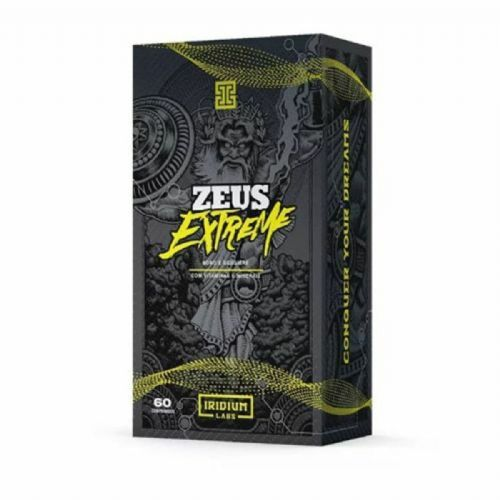 Zeus Extreme - 60 Comprimidos - Iridium no Atacado