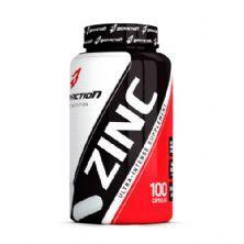 Zinc - 100 Cápsulas - BodyAction