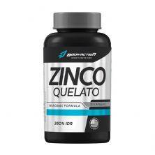 Zinco Quelato - 30 Cápsulas - BodyAction