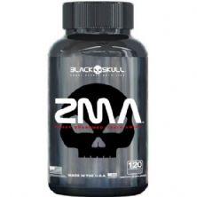 ZMA- 120 Cápsulas - Black-Skull