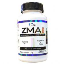 ZMA - 120 Cápsulas - Mlife