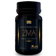 ZMA - 60 Cápsulas - Golden Nutrition
