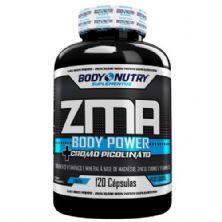 ZMA Body Power Cromo Picolinato - 120 Cápsulas - Body Nutry
