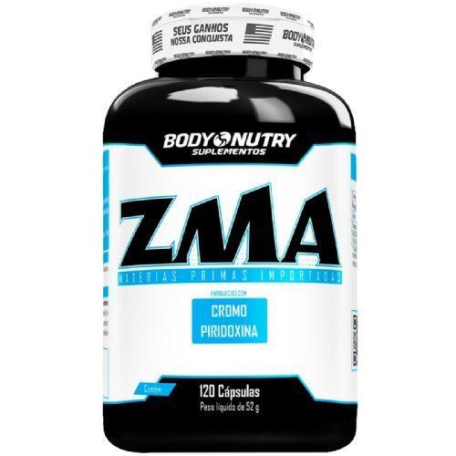 ZMA Body Power Cromo Picolinato - 120 Cápsulas - Body Nutry no Atacado