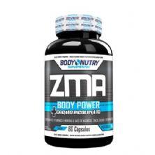 ZMA Body Power Cromo Picolinato - 60 Cápsulas - Body Nutry