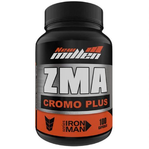 Zma Cromo Plus - 100 Cápsulas - New Millen no Atacado