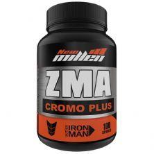 Zma Cromo Plus - 100 Cápsulas - New Millen
