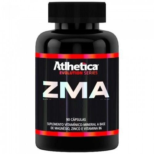 ZMA Evolution Series - 90 cápsulas - Atlhetica