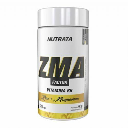 ZMA Factor - 120 Cápsulas - Nutrata no Atacado