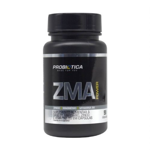 Zma Power -  90 Cápsulas - Probiótica no Atacado